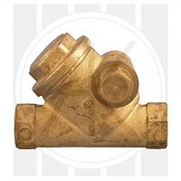 клапан обратный поворотный муфтовый 19б4нж, 19б1нж