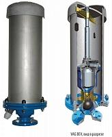 воздушный клапан для бесколодезной установки VAG BEV