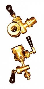 запорное устройство указателя уровня жидкости 12б1бк, 12б2бк, 12б3бк