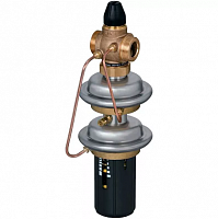 Регулятор перепада давления AVPQ-4 для монтажа на подающем трубопроводе, Danfoss
